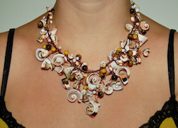 Shell Garden Necklace